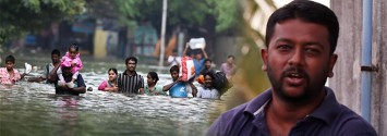 Inspirational Video: How one Man Cooks for 170,000 Flood Victims