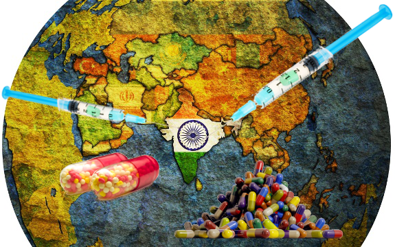 India drug trials