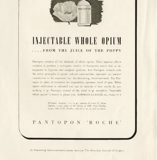 injectable opium