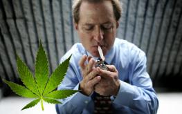 irvin rosenfeld marijuana