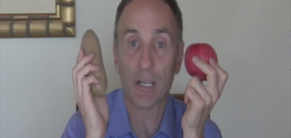 IRT's Jeffrey Smith Appears on Daily Show; Warns Stewart of GMO Apples & Potatoes