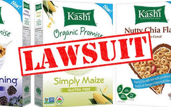 kashi lawsuit