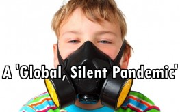 kid gas mask