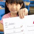 kids test grade