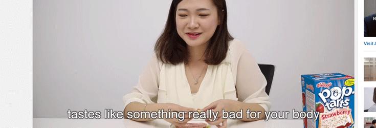 korean-girls-american-snacks