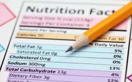 label gmo nutrition label