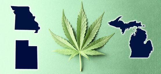 Midterm Voters Green Light Medical, Recreational Marijuana in 3 U.S. States
