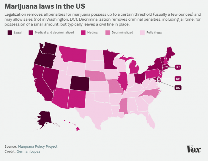 What Future Does Legal Marijuana Have Under A Trump Presidency Natural Society