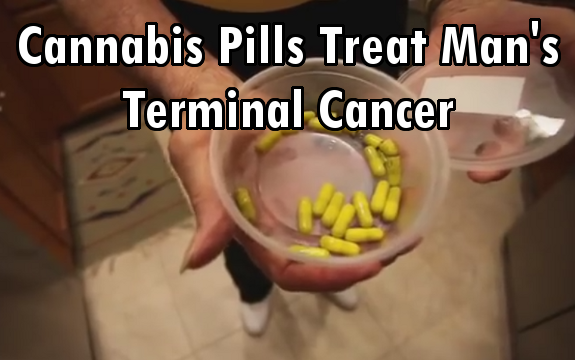 cannabis pills