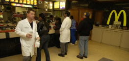 McDonald's Kicked Out of Cleveland Clinic Cafeteria