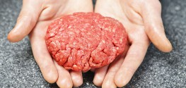 Almost all Ground Beef is 'Contaminated with Fecal Matter'