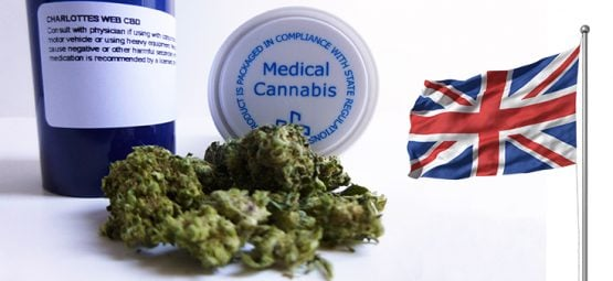 Medical Cannabis to be Legalized in the United Kingdom