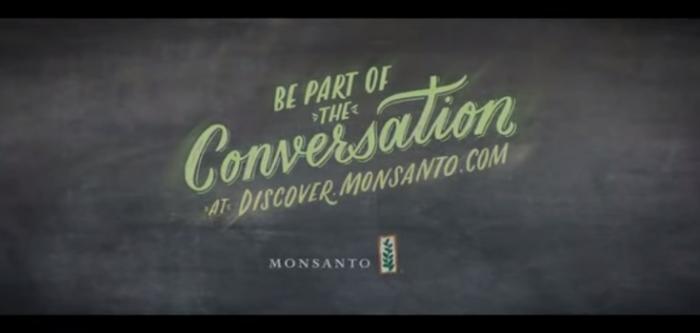 Food Network Airs Monsanto Advertisement
