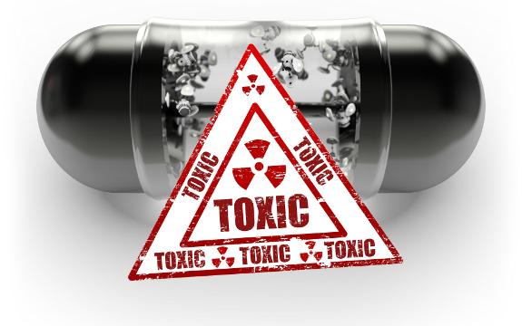 toxic nanotechnology