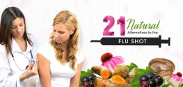 21 Natural Alternatives to the Flu Shot