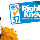 New Certified Organic Turmeric Formulation Announced, Proceeds to Fund GMO Labeling