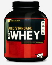 Optimum 100% Whey Protein Review