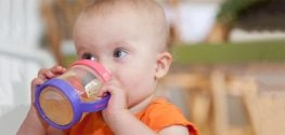 Pediatricians Advise Parents: No Fruit Juice for Kids Under 1