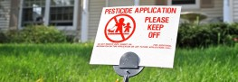 Pesticides as Dangerous as Secondhand Smoke to Kids