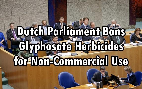 glyphosate ban