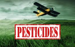 pesticides spray