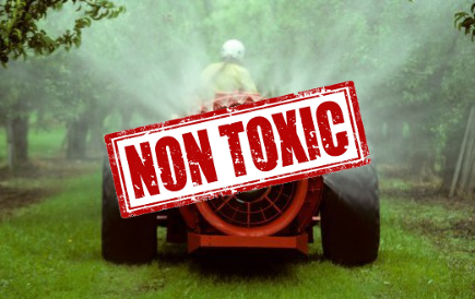 pesticides non toxic