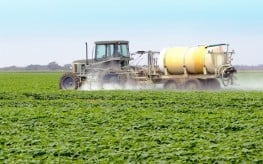 pesticide exposure - machine