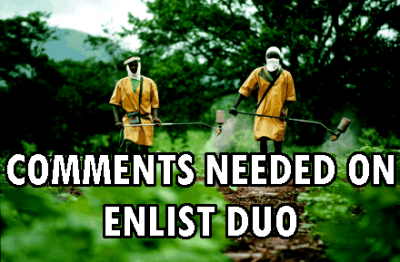 enlist duo