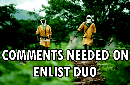 enlist duo