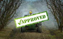 pesticides approved