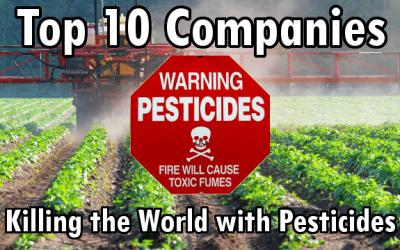 pesticide companies