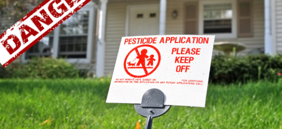 pesticide danger