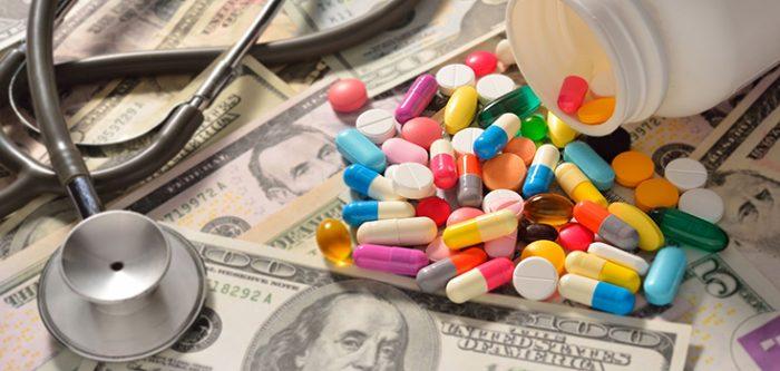 big pharma money