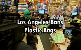 los angeles plastic bags