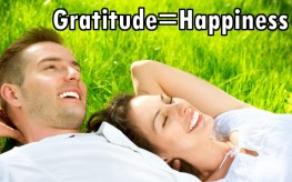 positive gratitude