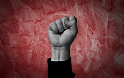 protest fist