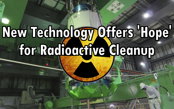 radioactive cleanup