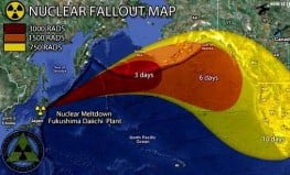 radiation Fukushima