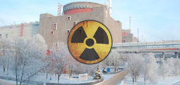 Is the Ukrainian Govt Covering up a New Radioactive Leak?