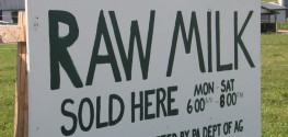 Oregon Likely to Lift Ban on Raw Milk Advertising