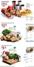 Chart Shows Healthier Real Food Meals Cheaper than Fast Food