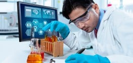 Chinese researcher