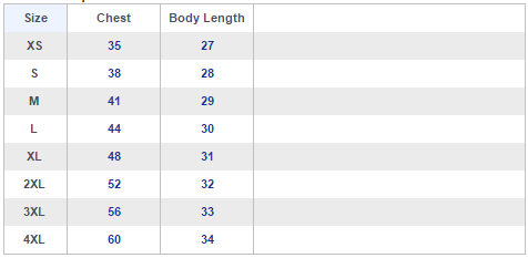 shirt_size_chart_Next_level_3600_mens