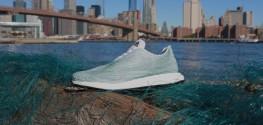 Adidas Makes Sneakers from Ocean Waste
