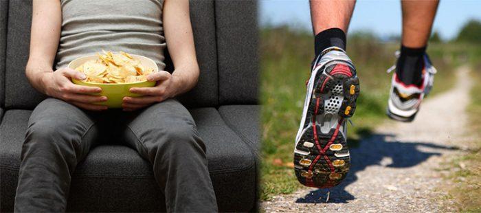 sitting, exercise