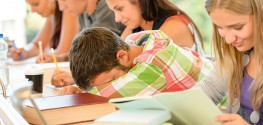 A Third of High Schoolers are Sleep-Deprived Due to Early School Start Times