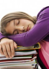 Insufficient Sleep for Teens May Lead to Weight Gain