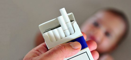 Study: Dad's Smoking Habit Could Affect Future Generations