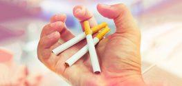 smoking cigarettes DNA damage