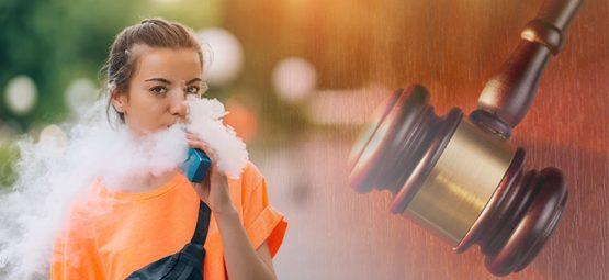 Lawsuit Accuses JUUL of Violating Federal Law by Marketing to Teens